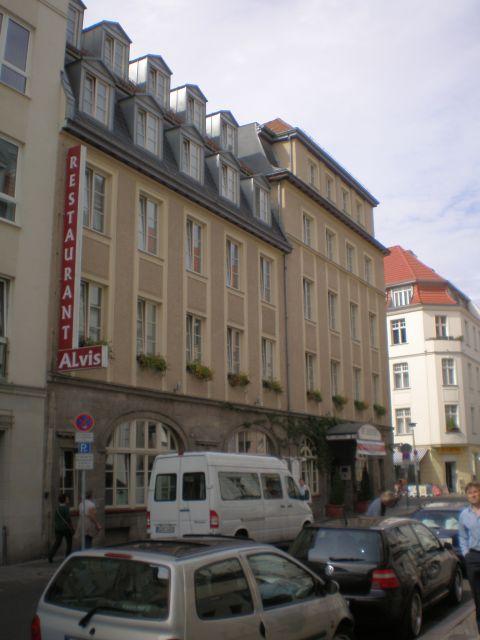 Cafe Albrecht Berlin Mitte