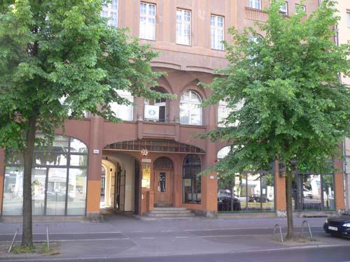 Geschütztes und betreutes Wohnen Berlin Friedrichshain