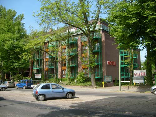 Hotel Pankow Berlin Email