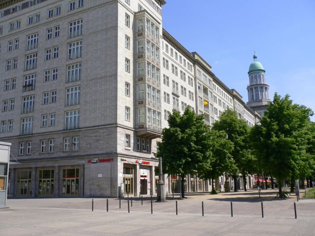 Kinos Theater Konzerte Zirkus Berlin Friedrichshain