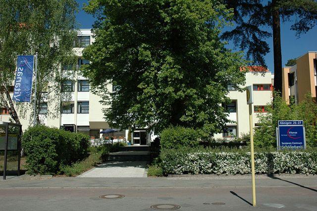 Seniorenheime Pflegeheime Tagespflegestatten Berlin Zehlendorf Wegweiser Aktuell
