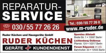 Küchen Ruder küchenhandel forum köpenick berlin küchenstudio forum köpenick
