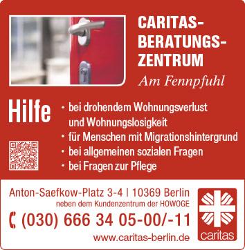 caritas allgemeine sozialberatung beratungszent 10369. Black Bedroom Furniture Sets. Home Design Ideas