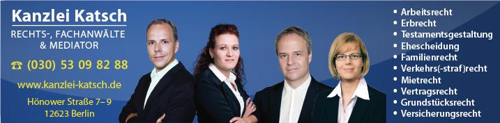 Rechtsanwälte Notare Patentanwälte Berlin Hellersdorf Wegweiser