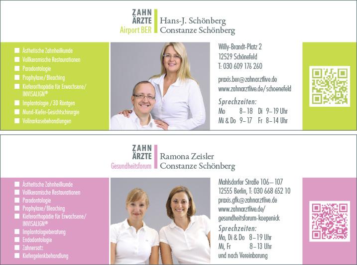 zahnarzte schonberg partner