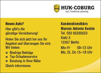 Huk Coburg Kfz Versicherung Huk Coburg