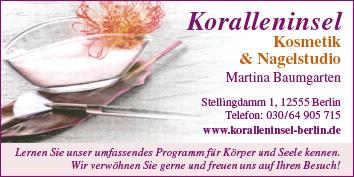 Nagelstudios Berlin Ku00f6penick - WEGWEISER Aktuell