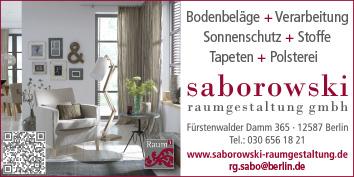 Dekorateur Berlin raumausstatter köpenick fensterdekoration köpenick berlin