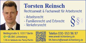Arbeitsrecht Berlin Lichtenberg Wegweiser Aktuell