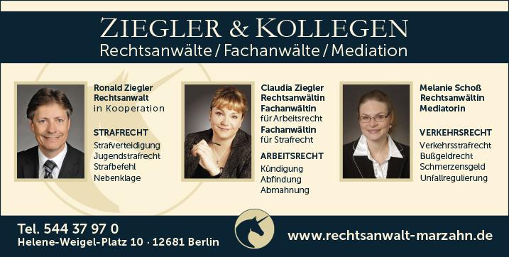 Arbeitsrecht Berlin Marzahn Wegweiser Aktuell