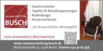 Raumausstattung Berlin raumausstatter gardinen und dekorationen berlin pankow wegweiser