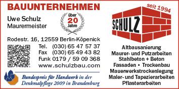 Bauhauptarbeiten Und Bauausf Hrung Berlin Pl Nterwald