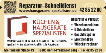 Gebrauchte Haushaltsgerate Berlin Gebrauchte Hausgerate Berlin