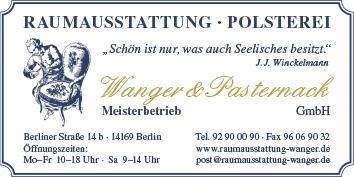 Raumausstatter gardinen dekorationen  Raumausstatter, Gardinen und Dekorationen Berlin Zehlendorf ...
