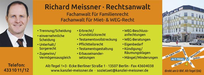 Familienrecht Berlin Tegel Wegweiser Aktuell