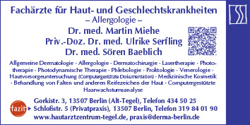 dr med martin miehe privatpraxis 13507 berlin reinickendorf tegel wegweiser aktuell. Black Bedroom Furniture Sets. Home Design Ideas