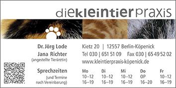 dr med vet j rg lode 12557 berlin k penick wegweiser aktuell. Black Bedroom Furniture Sets. Home Design Ideas