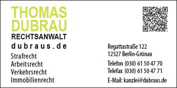 Arbeitsrecht Berlin Köpenick Wegweiser Aktuell