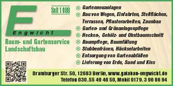 Gartenbau Gartengestaltung Und Baumpflege Berlin