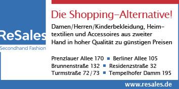 Gebrauchtwaren An Verkauf Secondhand Berlin Reinickendorf
