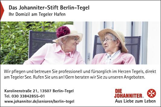 Seniorenheime Pflegeheime Tagespflegestatten Berlin Reinickendorf