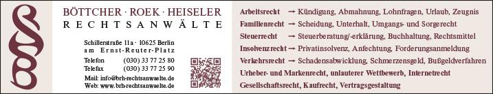 Rechtsanwälte Notare Patentanwälte Berlin Charlottenburg