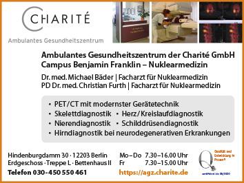 c4cb8120c703a9 Nuklearmedizin Berlin Steglitz - WEGWEISER aktuell