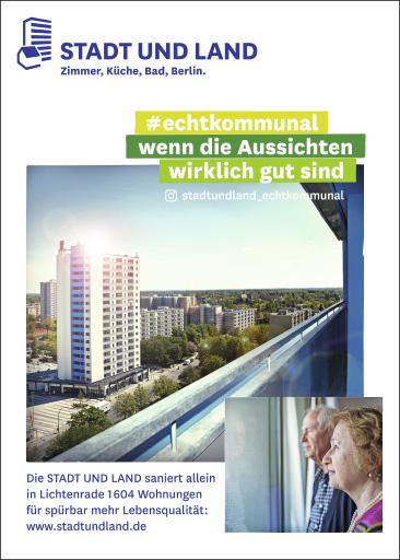 stadt und land wohnbauten gesellschaft mbh 12099 berlin tempelhof wegweiser aktuell. Black Bedroom Furniture Sets. Home Design Ideas