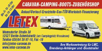 Wohnwagen Wohnmobile Caravan Hoppegarten Ot Honow Wegweiser Aktuell