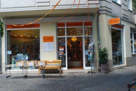 Gebrauchte Bücher Buchhandlung Buchladen In Pankow Neue