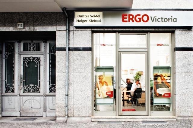 Versicherungen und versicherungsmakler berlin prenzlauer for Ergo berlin