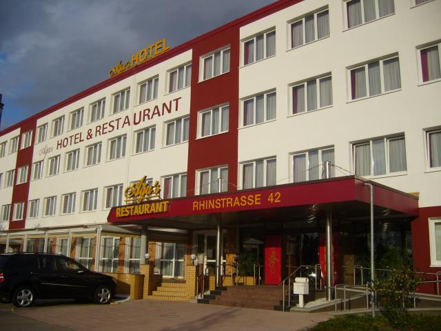 Hotel Pension Blumenbach Berlin