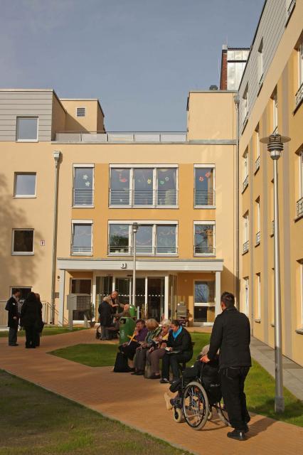 seniorenzentrum johannastift 13581 berlin spandau wilhelmstadt wegweiser aktuell. Black Bedroom Furniture Sets. Home Design Ideas