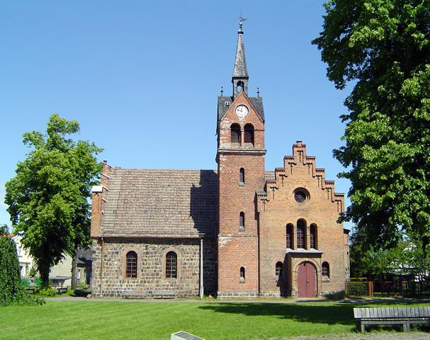 Ev. Kirchengemeinde Französisch-Buchholz 13127 Berlin