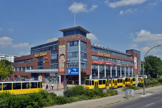 charlottenbergs shoppingcenter nord