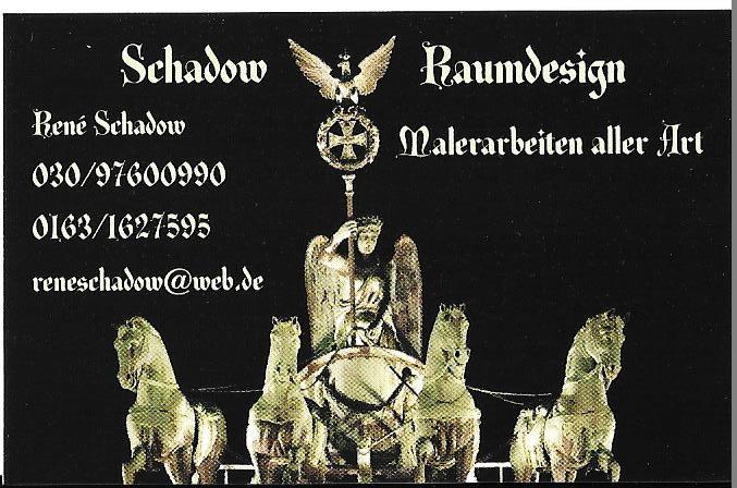 schadow raumdesign 10365 berlin lichtenberg wegweiser. Black Bedroom Furniture Sets. Home Design Ideas