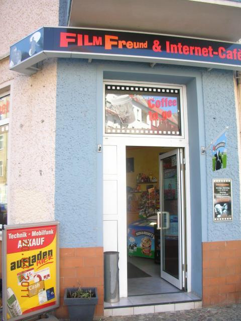 Internet Cafe Berlin Reinickendorf