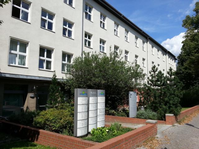 Dialyse Berlin Wei Ensee Wegweiser Aktuell