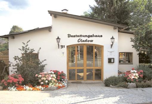 bestattungshaus cladow 14089 berlin spandau kladow wegweiser aktuell. Black Bedroom Furniture Sets. Home Design Ideas